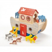 Indigo Jamm Noah's Wooden Ark