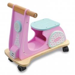 Indigo Jamm Scoot Pink Ride On