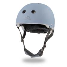 Kinderfeets Toddler Bike Helmet Matte Slate Blue