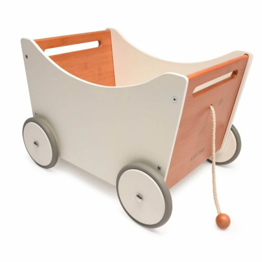 Kinderfeets Toy Box Walker 2 in 1