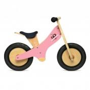 Kinderfeets Wooden Balance Bike Pink
