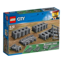 LEGO 60205 City Train Tracks