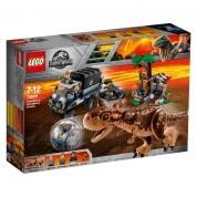 LEGO Jurassic World Camotaurus Gyrosphere Escape