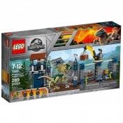 LEGO Jurassic World Dilophosaurus Outpost Attack