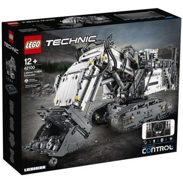 LEGO Liebherr R 9800 Excavator