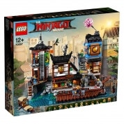 LEGO Ninjago City Docks