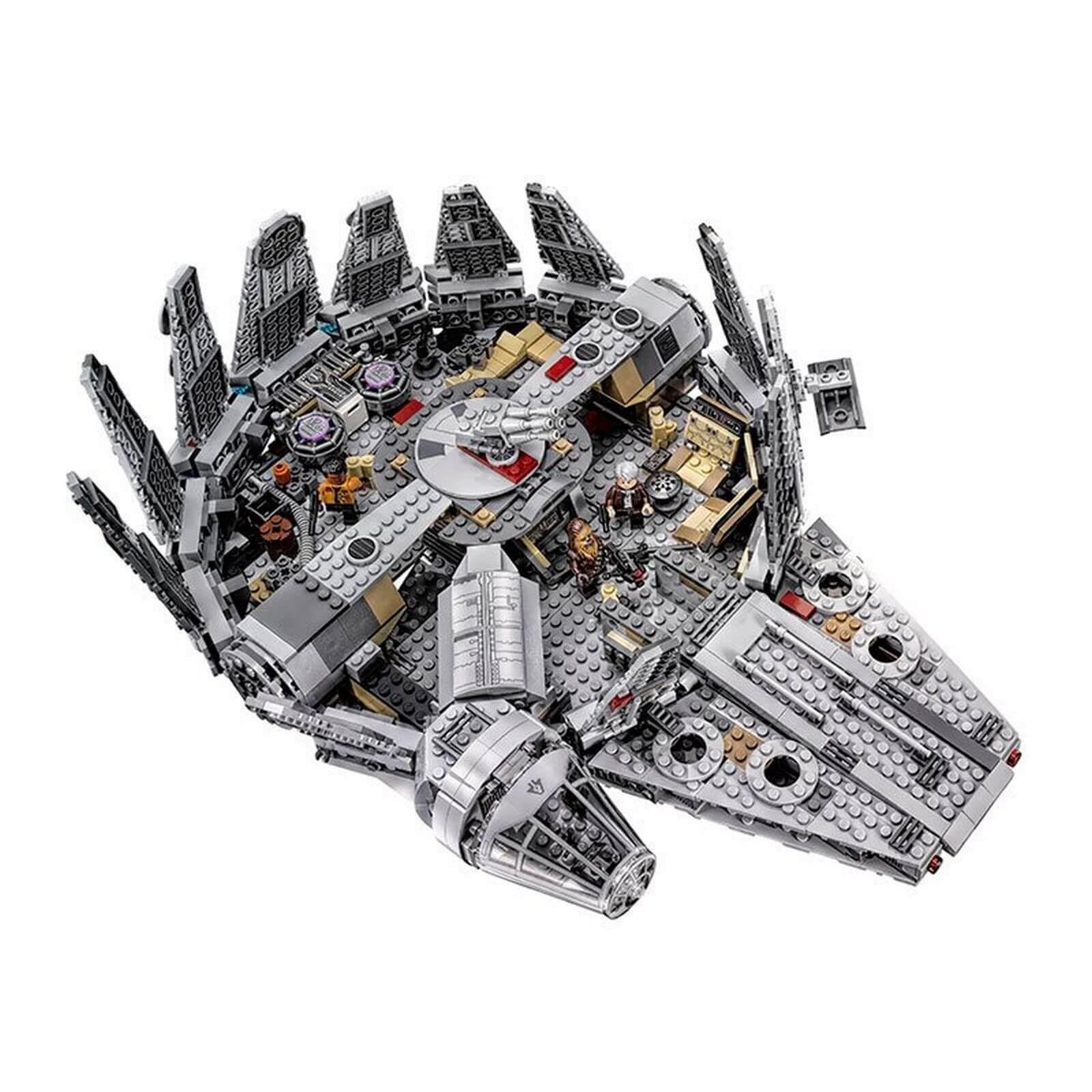 Lego Millenium Falke