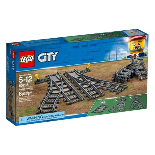 LEGO Switch Tracks