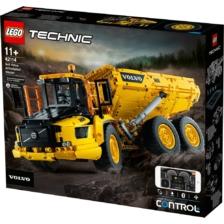 LEGO Technic 42114 6x6 Volvo Articulated Hauler