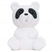 Lapin and Me Panda Lamp White