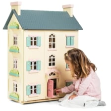Le Toy Van Cherry Tree Dolls House Furniture + Nursery Accessories