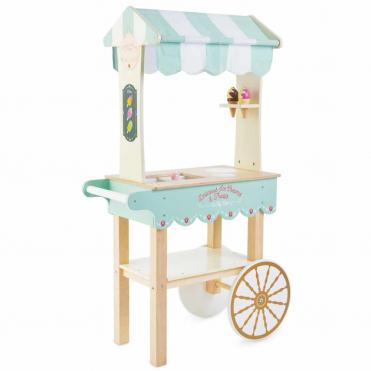 Le Toy Van Honeybake Ice Cream and Treats Trolley