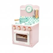 Le Toy Van Honeybake Oven And Hob Set Pink