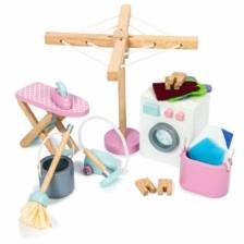 Le Toy Van Laundry Room Set
