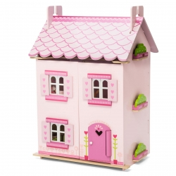 Le Toy Van My First Dream Dolls House and Furniture