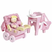 Le Toy Van Nursery Accessory Set
