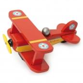 Le Toy Van Red Skyflyer Plane