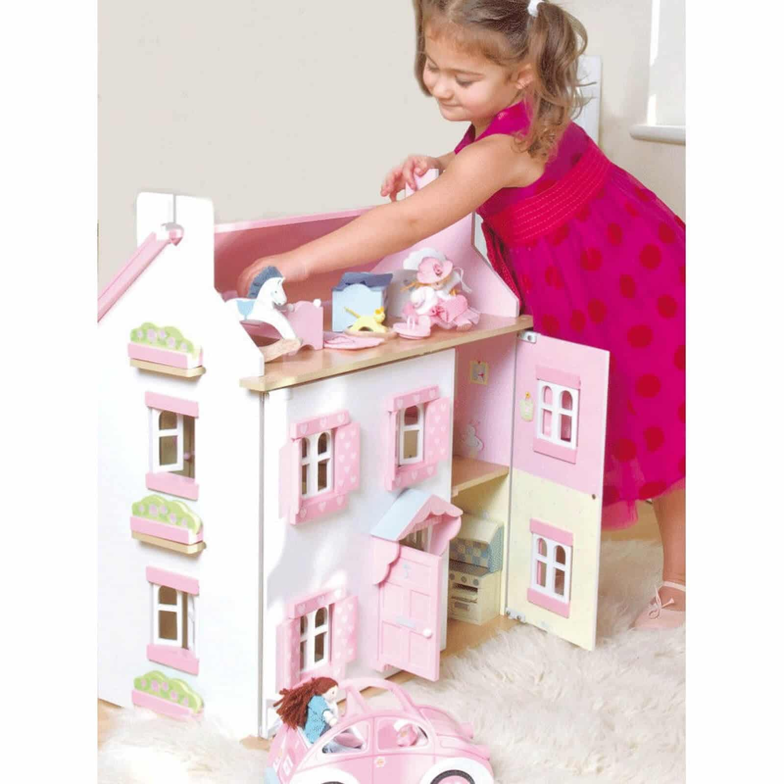 Le Toy Van Sophie 39 S House And Furniture Pack Bundle Jadrem Toys