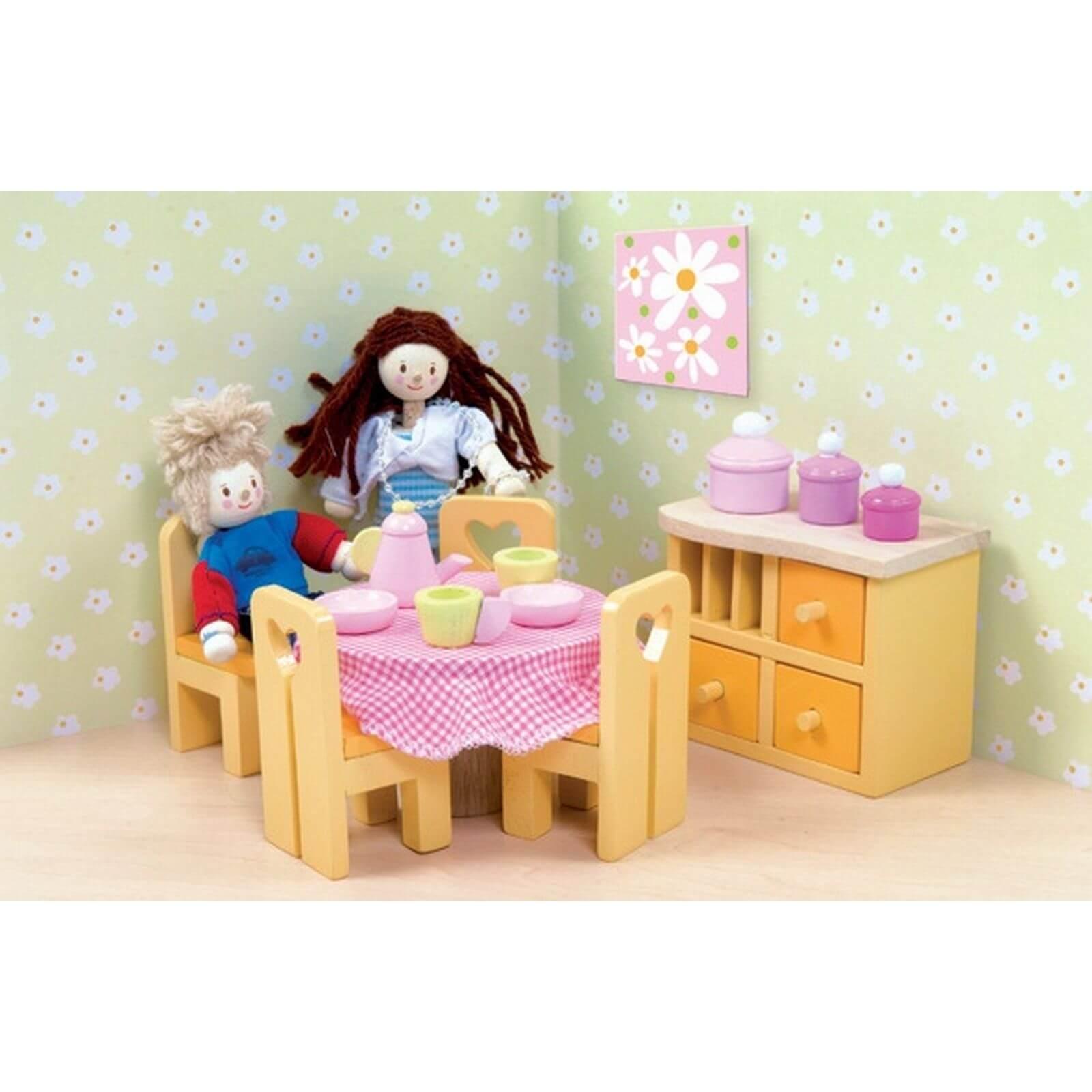 Как сделать маленькую мебель для игрушек