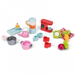 Le Toy Van Tea Time Kitchen Accessories