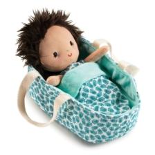 Lilliputiens Baby Ari in Carry Cot
