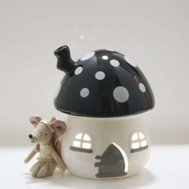 Little Belle Nightlight Black and White