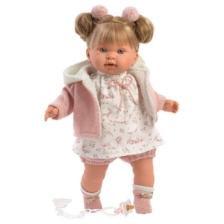 Llorens Crying Baby Doll Alexandra 42cm