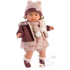 Llorens Crying Baby Doll Carla 42cm