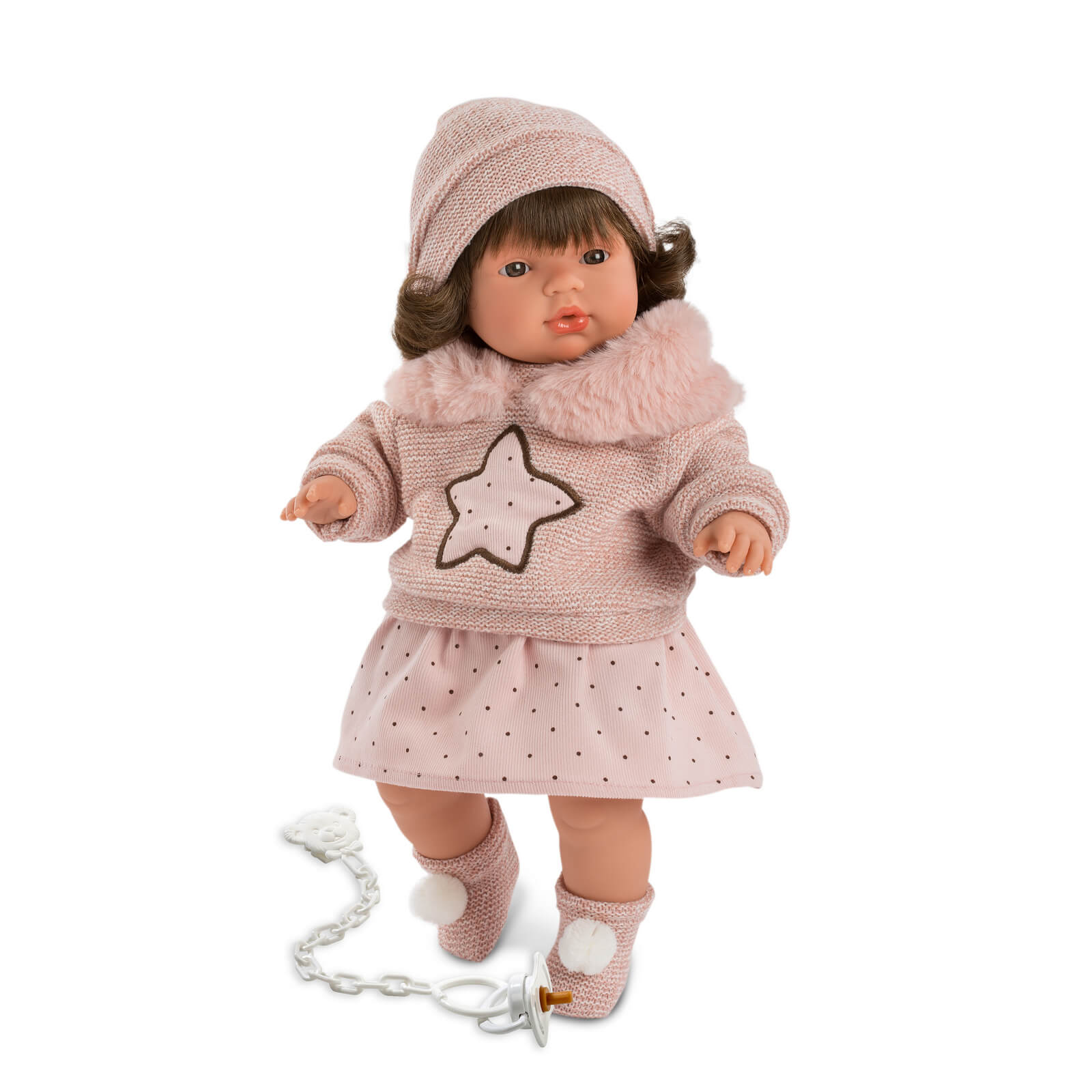 aea9d451573 Llorens Crying Baby Doll Lola - Jadrem Toys