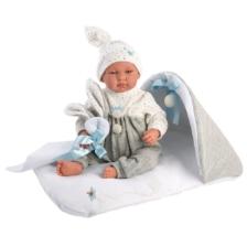 Llorens Crying Baby Doll Tino 44cm