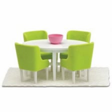Lundby Smaland Dining Room Scale 1:18