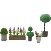 Lundby Stockholm Flower and Plant Set