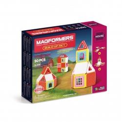 Magformers Build Up Set 50 Pieces