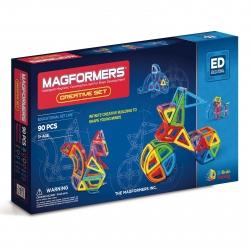 Magformers Creative Set 90 Pieces