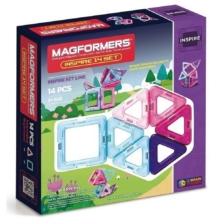 Magformers Inspire Set 14 Piece Set