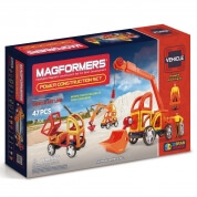 Magformers Power Construction Set 47 Pieces