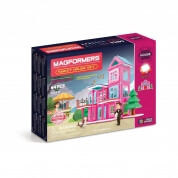 Magformers Sweet House Set 64 Pieces
