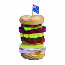 Make Me Iconic Stacking Burger