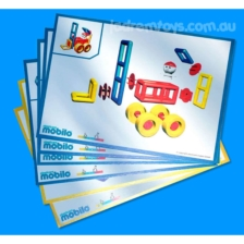 Mobilo Work Cards Set of 12