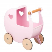 Moover Dolls Pram Light Pink