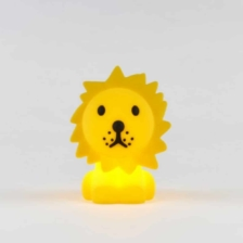 Mr Maria Miffy and Friends Lion First Light LED Night Light