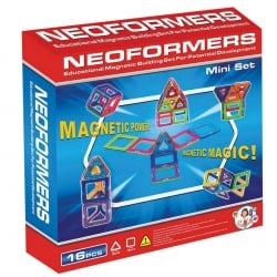 Neoformers Magnetic Mini Set 16 Pieces