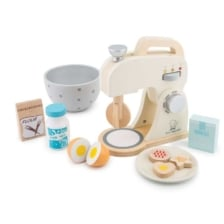 New Classic Toys Baking Mixer Set White