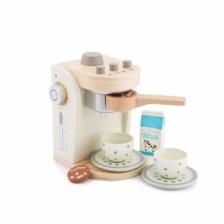 New Classic Toys Coffee Machine White