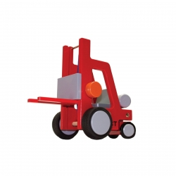 New Classic Toys Forklift Truck