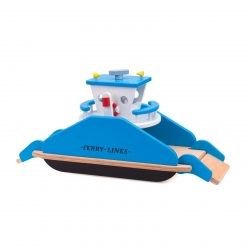 New Classic Toys Wooden Ferry Boat