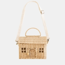 Olli Ella Casa Bag Straw