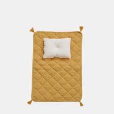 Olli Ella Strolley Bedding Set Mustard