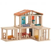 Plan Toys Creative Play Wooden Dolls House