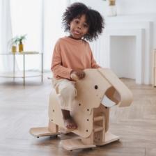 Plan Toys Walking Elephant Ride On